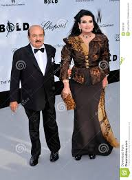 Adnan Khashoggi imagen editorial. Imagen de contra, festival - 23833185