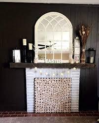 com fireplace screen premium