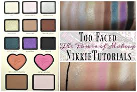 too faced the power of makeup by