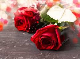 images romantic red rose romantic