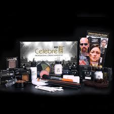 celebre pro kit makeup set photography