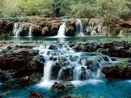 free natural waterfall wallpaper high