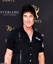 Bold and the Beautiful star Ronn Moss denies plastic surgery rumours |  Daily Mail Online