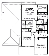 house plans drawn for the narrow lot by