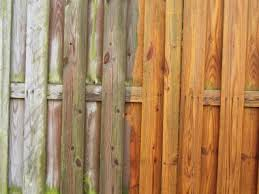 Clean A Fence With Your Own Cleaner Solution Pacific Fence Wire Co