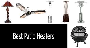 9 best patio heaters 2020 from compact