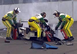 MEDICINA ONLINE ALEX ZANARDI FORMULA 1 2001 LAUSITZRING F1 GP GRAN ...