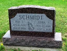 Edna Jane Blake Allen Schmidt (1888-1974) - Find A Grave Memorial