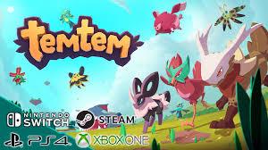 Temtem is the