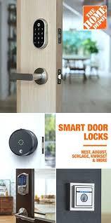 latest innovations in smart door locks