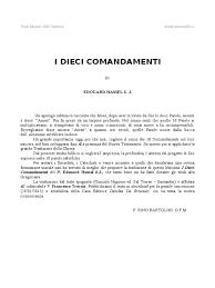387-i Dieci Comandamenti   Ten Commandments