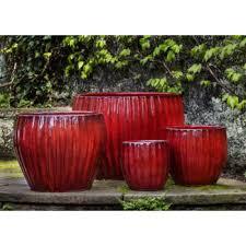 large ceramic chantal planter macintosh