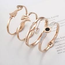 china snless steel bracelets for men