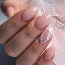 24 cute designs for oval nails