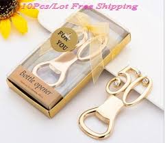 bottle opener favors for 50th
