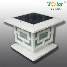 China Solar Powered Door Fence Wall Lights Led Outdoor Garden Lighting China Solar Wall Lights Solar Fence Lights
