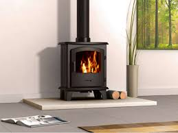 replace a gas fire with a woodburner