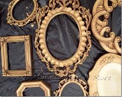 paint an antique gold faux finish