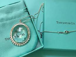 tiffany co ziegfeld collection oval