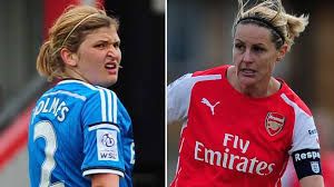 Kelly Smith: Abby Holmes takes legal advice over comments - BBC Sport