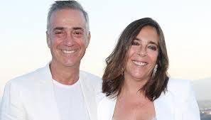 Chi è Paola Romano, la moglie di Massimo Ghini