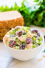 Greek Yogurt Chicken Salad with Dill ...