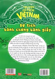 Sách Sự Tích Bánh Chưng Bánh Dày - Truyện Cổ Tích Việt Nam - FAHASA.COM