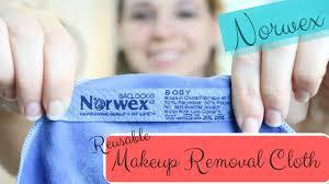 norwex makeup removal cloth vs