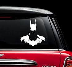 The Dark Knight Batman Car Decal Window Truck Vinyl Sticker Batman Stickers Batman Decal Car Window Decal Batman Vinyl Decal Batman Decor Car Decals Stickers Batman Car Car Decals