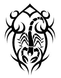 Animal Car Decals Car Stickers Scorpion Car Decal 03 Anydecals Com