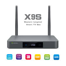 Mua Zidoo X9S Android TV Box Android 6.0 Quad Core 2G/16G Dual ...