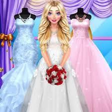 barbie wedding games