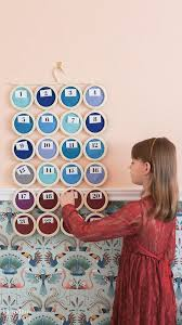 Diy Advent Calendar For Kids Up To Date Interiors