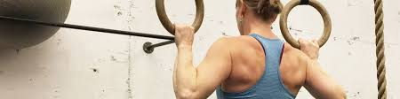 gymnastic rings workout