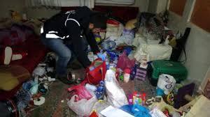 Bursa'da bin polisle şafak operasyonu; çöp evden uyuşturucu çıktı ...