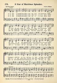 His Worthy Praise 173. O star of matchless splendor | Hymnary.org