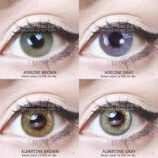 👀 ADELINE x ALBERTINE 🍃 Brand: Dream... - Crystal Contact Lens ...