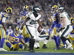 Eagles' win over Rams went through Wilmington courtesy of Wendell Smallwood  | Sports | delcotimes.com