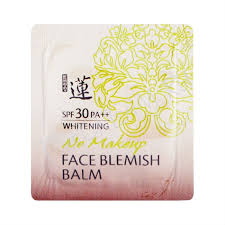 welcos no make up blemish balm spf30