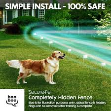 Hidden Dog Fence Safe And Unseen Pet Containment System In Ground Or Above Ground Installation Rechargeable 955 Dog Fence Pet Containment Systems Dogs