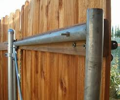 Bolted 2x4 S To The Horizontal Bars With Carriage Bolts And Screwed The Dog Ears To These 2x4 S Wood Fence Fence Landscaping Front Yard Fence
