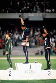The return of the Black Power icon and Olympic protester Tommie Smith