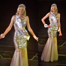 The new Miss Liverpool Abigail Foster... - Miss England Contest | Facebook