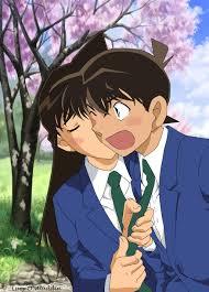 Shinichi Kudo and Ran Mouri - Detective Conan 1005 by LucyD ...