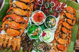 Mr. Crab: Cebu's Unlimited Seafood Haven