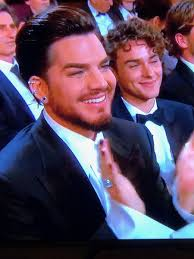 Adam Lambert w his new beau Javi at the Oscars 2019 (With images ...