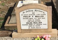 Hilda Marshall Muller (1898-1998) - Find A Grave Memorial