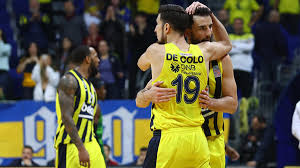 Baskonia 65-79 Fenerbahçe Beko