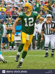 Aaron Rogers, Quaterback, Greenbay Packers. NFL, American Football Stock  Photo - Alamy