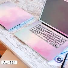 Lovely Three Sides Laptop Skin Laptop Sticker Cover For Dell Lenovo Macbook Acer Hp Asus Alienware Customize Sticker Laptop Skins Aliexpress